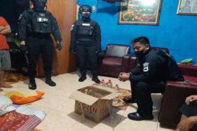 Nekat Jual Ciu di Solo, Wanita Asal Kalioso Dikukut Polisi