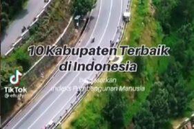 10 Kabupaten Terbaik di Indonesia, Dua dari Soloraya