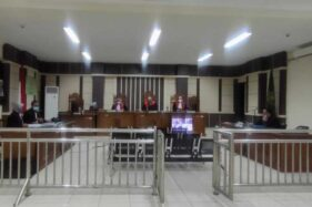 Terdakwa Korupsi PD BKK Eromoko Wonogiri Dituntut 5 Tahun Penjara