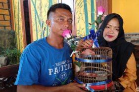 Kisah Unik Pengantin di Ponorogo Menikah dengan Mas Kawin Burung Kenari