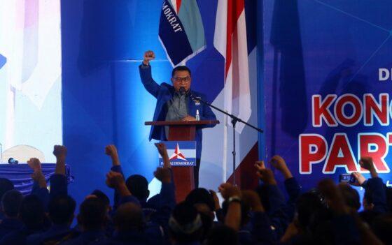 Tak Henti KSP Moeldoko Klaim Kepengurusan Partai Demokrat