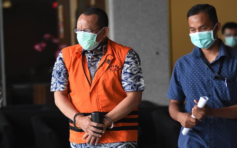 Nurhadi Kembali Jadi Tersangka KPK untuk Kasus Suap Eks Bos Lippo Group
