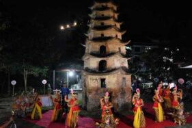 Bukan di Myanmar, Pagoda Cantik di Solo ini akan Dikembangkan Jadi Wisata