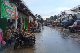 Pedagang Tak Setuju Pasar Sayur Diperluas Ke Lahan Bekas Pasar Cepogo Boyolali