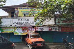 Tracing Kasus Covid-19 di Pasar Jambangan Karanganyar: Tak Semua Pedagang Dites Swab, Kenapa?