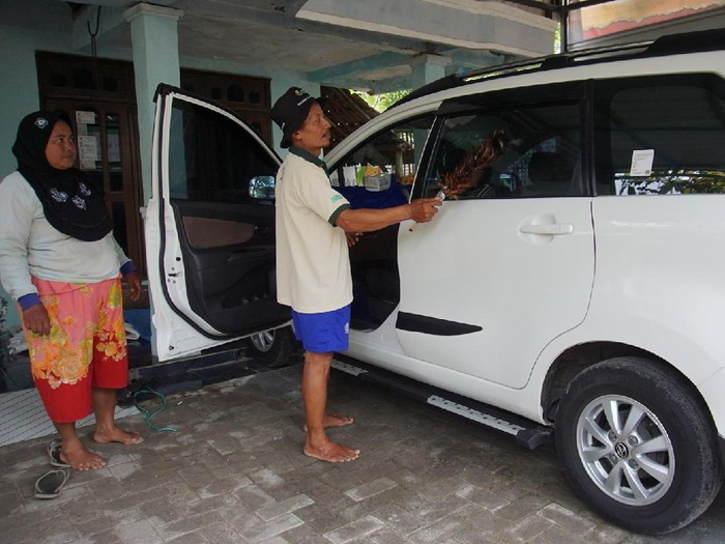 Jadi Jutawan Berkat Cabai, Warga Desa Pucuk Mojokerto Borong Puluhan Sepeda Motor