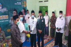 PKB Klaten Sertijab Ketua DPC Sembari Santuni 100 Anak Yatim