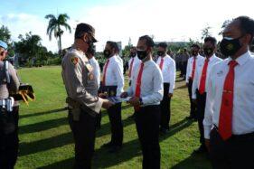 Bongkar Kasus Penculikan Anak Jogonalan, 26 Polisi Dapat Penghargaan dari Kapolres Klaten