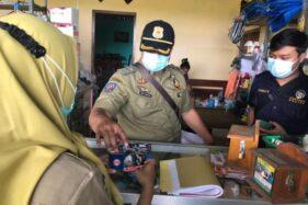 1.600 Batang Rokok Ilegal Disita Dari Toko Kelontong di 4 Kecamatan Karanganyar