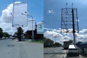 Geger Maling Baliho di Jalanan Soloraya, Buat Apa Ya?