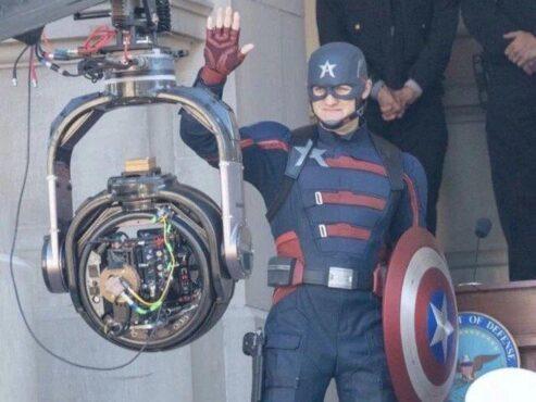 Captain America baru (Istimewa)