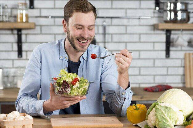 Makanan Ini Perkuat Imunitas Usia 40 Tahun ke Atas