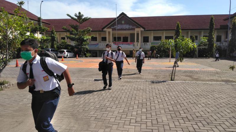 Evaluasi PTM, Komisi IV DPRD Solo Ungkap Banyak Siswa Malas Belajar Di Sekolah