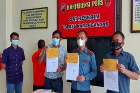 Sembrono, Pegawai Kantor Notaris Karanganyar Palsukan Tanda Tangan Bosnya Demi Utang Rp800 Juta
