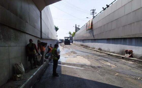 Underpass Makamhaji Rusak Lagi, Pemkab Sukoharjo Mikir Ulang Terima Aset Dari Pusat