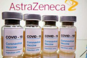 Vaksin Covid-19 AstraZeneca 92% Efektif Lawan Varian Delta