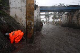 Wali Kota Solo Gibran Jawab Soal Viaduk Gilingan Kerap Banjir, Ini Katanya