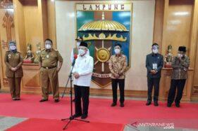 Wapres Ma'ruf Amin dan Mahfud MD Doakan Kru KRI Nanggala-402 Syuhada