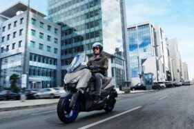 Yamaha XMax Eropa Sudah Euro 5, Belum Hybrid Tapi Lebih Ramah Lingkungan