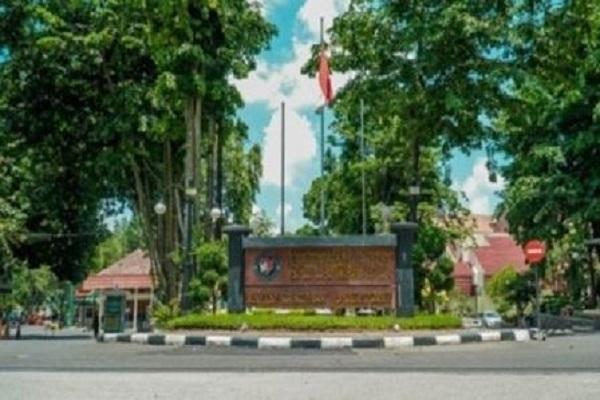 Kampus Universitas Kristen Satya Wacana atau UKSW Salatiga. (Solopos.com-Istimewa)