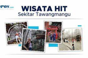 Deretan Wisata Hit Sekitar Tawangmangu, Cek Harga Tiketnya!