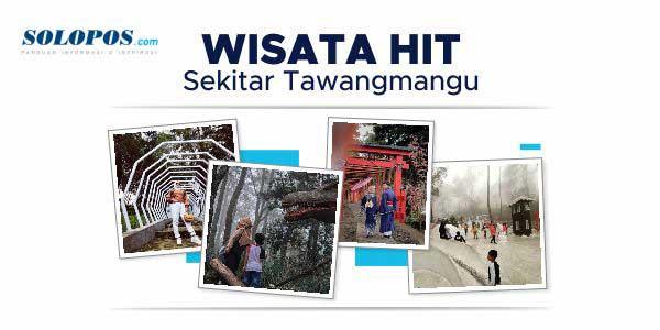 Infografis Wisata Hit Tawangmangu (Solopos/Whisnupaksa)