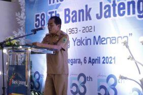 Bupati Banjarnegara Budhi Sarwono Apresiasi Kinerja Bank Jateng