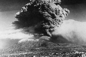 Sejarah Hari Ini: 7 April 1906, Gunung Vesuvius Italia Meletus
