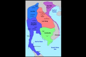 Sejarah Hari Ini: 8 April 1767, Kerajaan Ayutthaya Dibumihanguskan