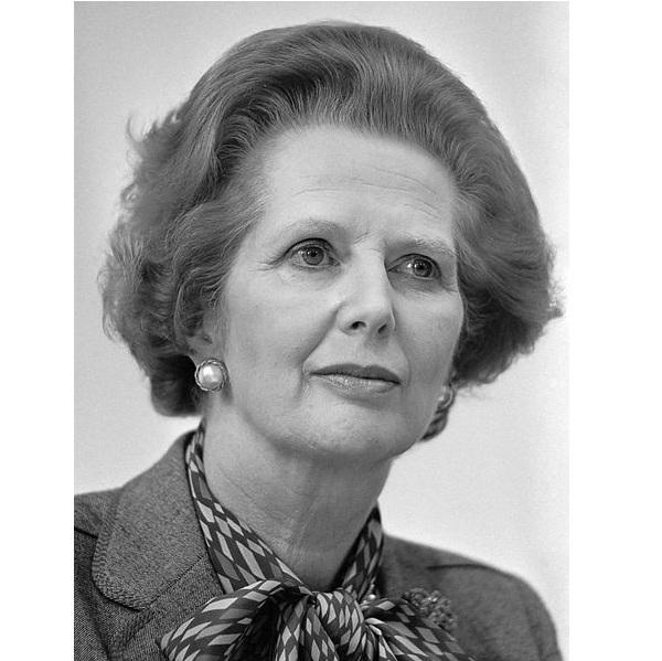 Margaret Thatcher (Wikimedia.org)