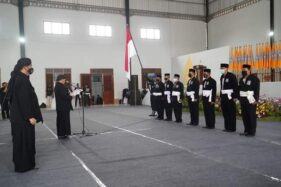 PSHT Pusat Madiun, Ketum Moerdjoko Berharap Semua Bersatu Lagi