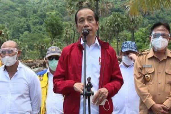 Ini Instruksi Presiden Jokowi Terkait Gempa Malang