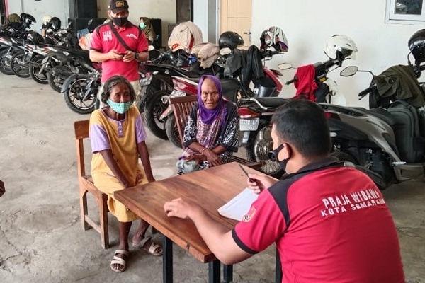 Satpol PP Kota Semarang Gencar Razia PGOT, Ini Alasannya