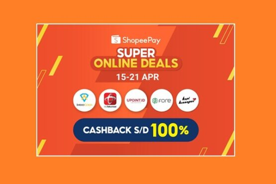 Super Online Deals ShopeePay