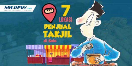 Infografis Takjil (Solopos/Whisnupaksa)