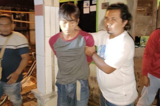 Pernah Dihukum, Seorang Pemuda Purworejo Ditangkap Lagi Curi Motor