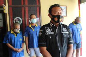 Gegara Sabu, 4 Warga Demak Ditangkap Satres Narkoba Grobogan