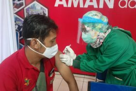 Stok Vaksin Covid-19 di Kota Madiun Masih 27.000 Dosis