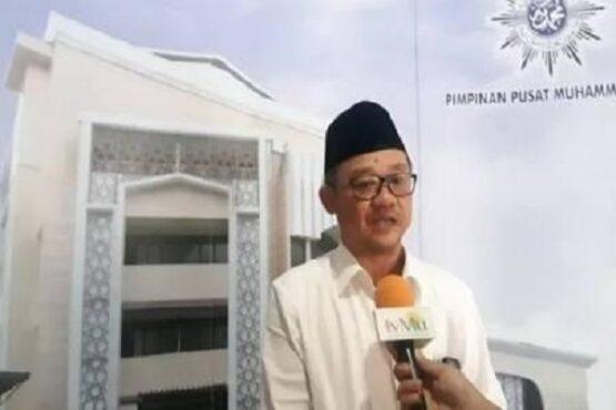 Sekretaris Umum Pimpinan Pusat Muhammadiyah Abdul Mu'ti. (Antara)