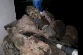 Ditemukan Sumber Gas Baru, Api Abadi Mrapen Menyala Lagi