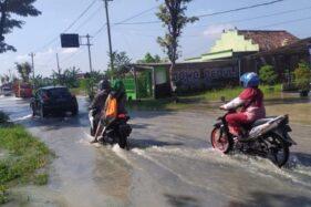 Kawasan Sekitar Pabrik Sritex Sukoharjo Sering Banjir, Biang Keladinya Drainase Dan Kali Langsur