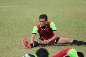 Dipinjamkan Persis Solo, Reuben Silitonga Kini Berkostum Bali United