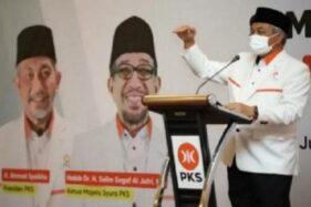 PKS Tegaskan Sikap Oposisi, Ini Alasannya...