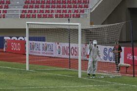 Prokes Di Stadion Manahan Jadi Contoh, Kesuksesan Piala Menpora Modal Utama Menuju Liga