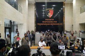 Kapolri: Zakiah Aini Tembak ke Arah Polisi Enam Kali