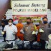 Dijual Via Medsos, 308 kg Obat Mercon di Magelang Disita