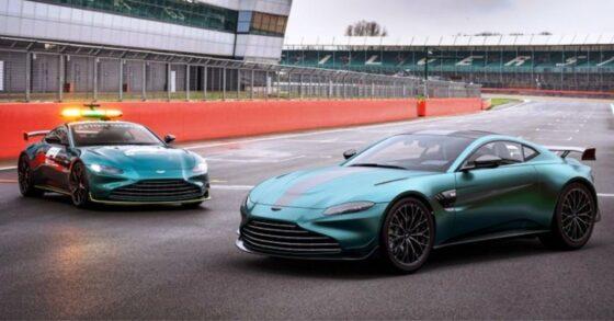 Safety Car Formula 1 Asal Inggris Ini Akhirnya Dijual untuk Umum
