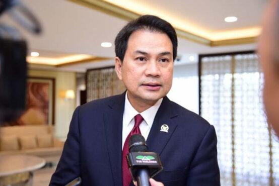 Wakil Ketua DPR Azis Syamsuddin Didesak Mundur