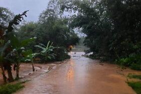 10 Desa di Wonogiri Diterjang Banjir dan Longsor, Sejumlah Rumah Rusak Berat
