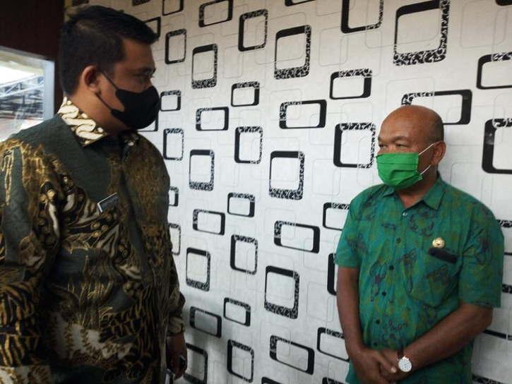 Apes, Ketahuan Pungli, Lurah Ini Langsung Dicopot Menantu Jokowi